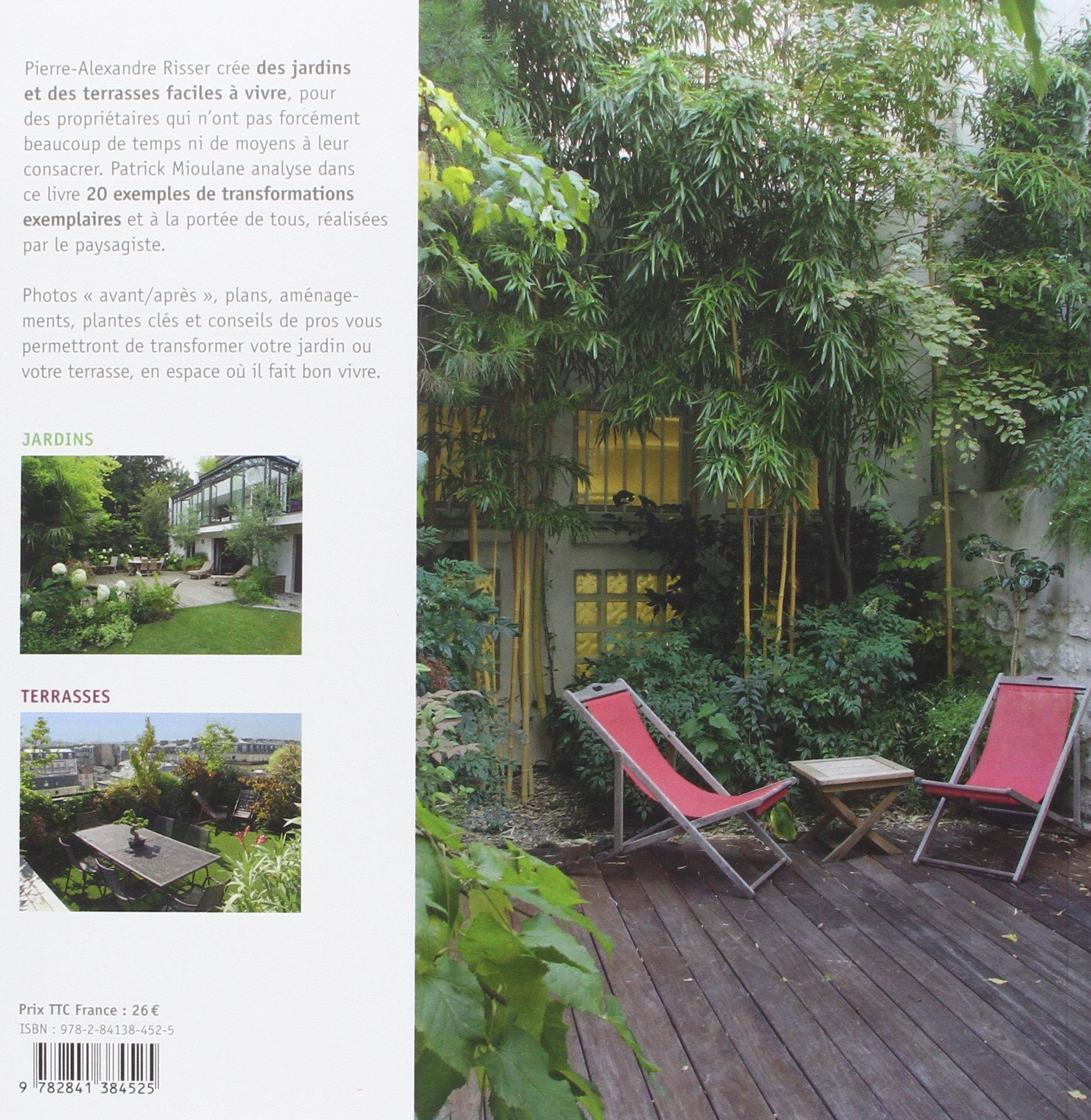 Transformer son jardin ou sa terrasse : Avant/Après: Pierre ...