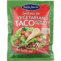 Santa Maria Tex Mex Vegetarian Taco Mix (Mild), 65 g