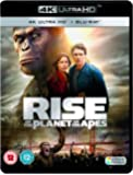 Rise of the Planet of the Apes [4K + Blu-ray + Digital Download] [2017]