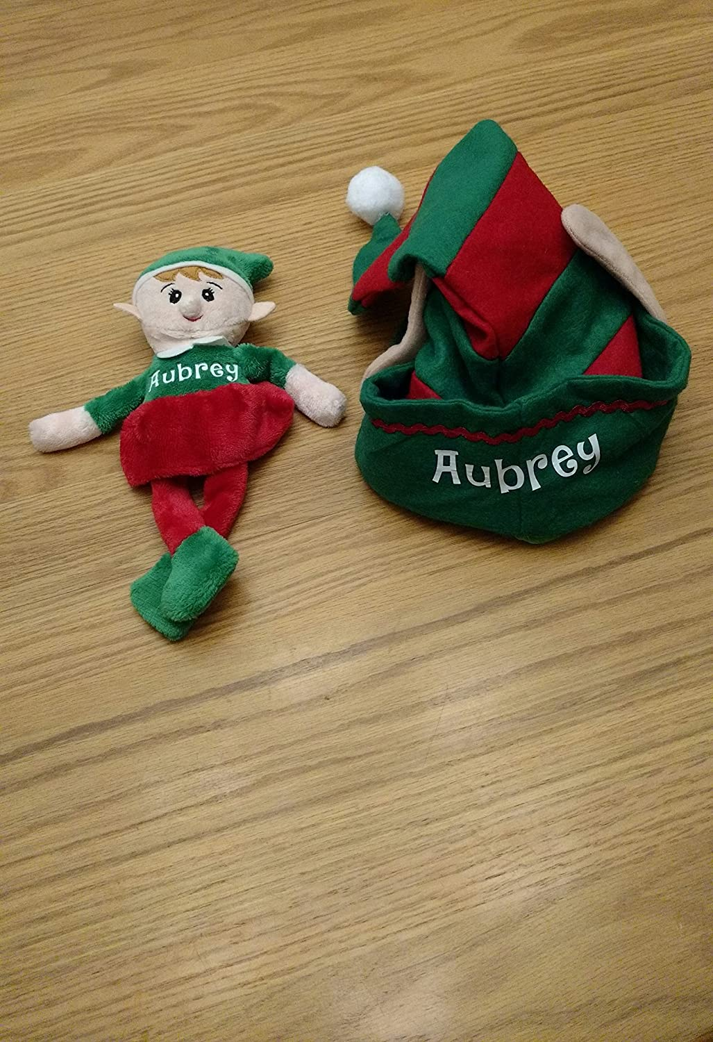 Personalized Elf Hat with Ears