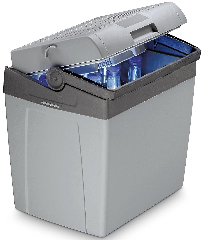 DOMETIC Unisex SC26 12 V CoolFun Thermoelektrische Kühlbox, grau, 25 Liter
