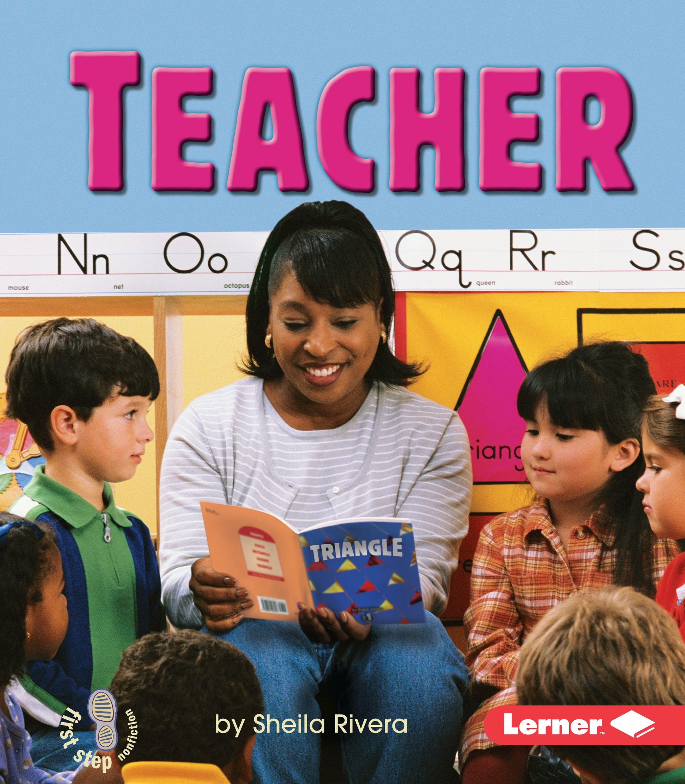 Read Online Teacher (First Step Nonfiction) PDF