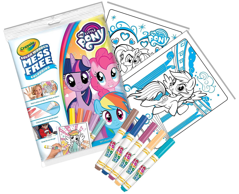 Amazon com crayola 75 2398 0054 entertainment one wonder my little