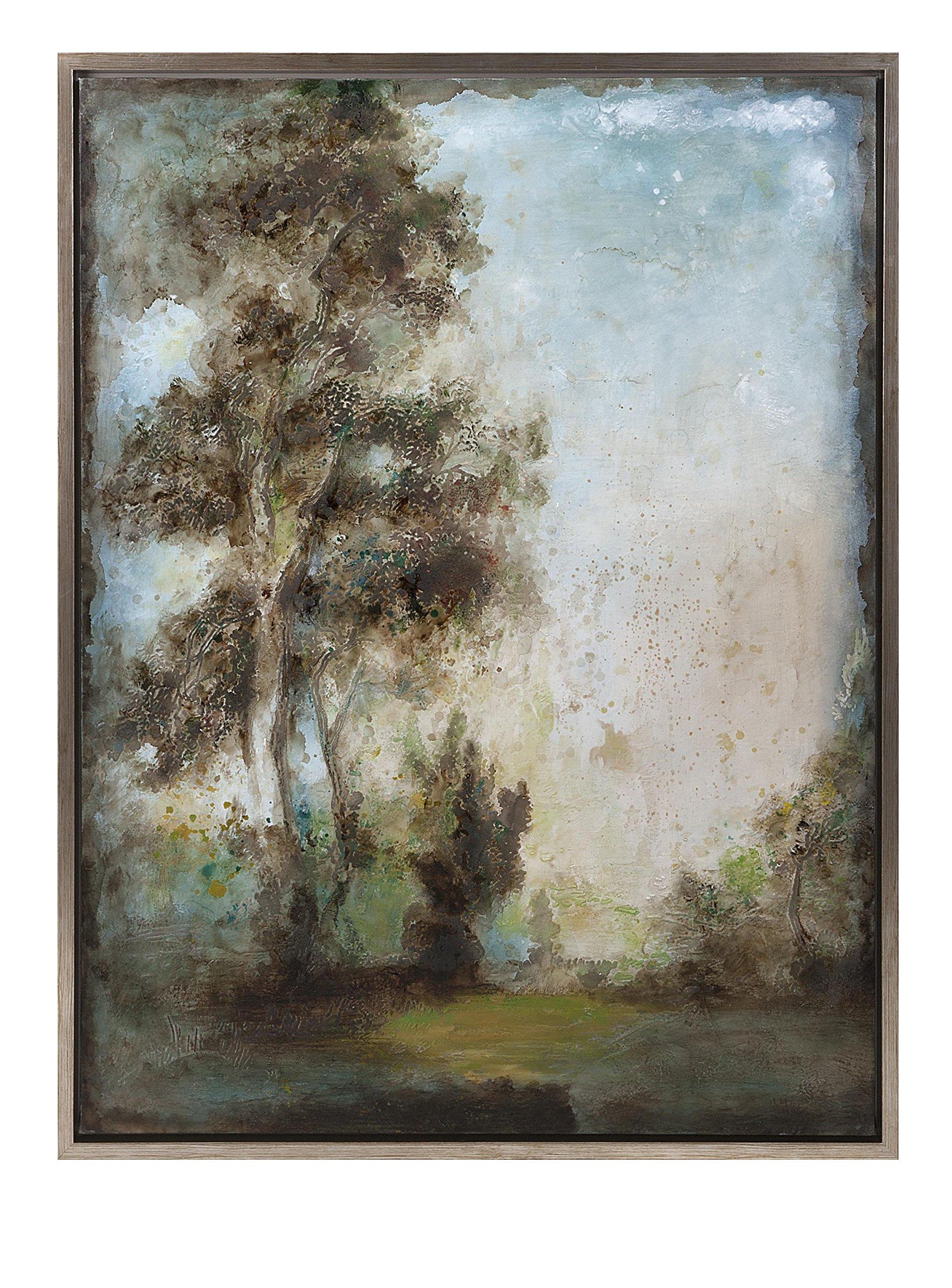 IMAX 76273 Harmonious Framed Oil Painting, Multi