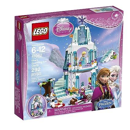 aed1bd421823d LEGO Disney Princess Elsa's Sparkling Ice Castle 41062
