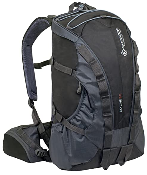 Amazon Com Outdoor Products Skyline Backpack Black Internal