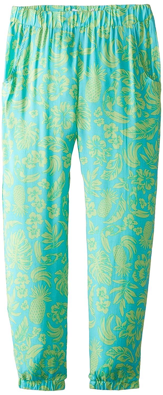 Derek Heart Big Girls Emma Printed Jogger Pants Spearmint Large//14 Derek Heart Girl Girls 7-16