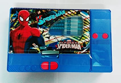KIKU Ultimate Spiderman jumbo pencil box