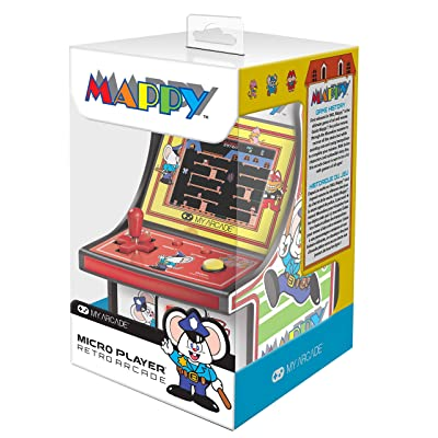 Mappy Micro Player: Toys & Games [5Bkhe0700419]
