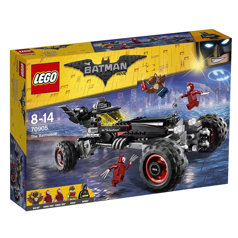 LEGO The Batman Movie Batmóvil de la película de Batman