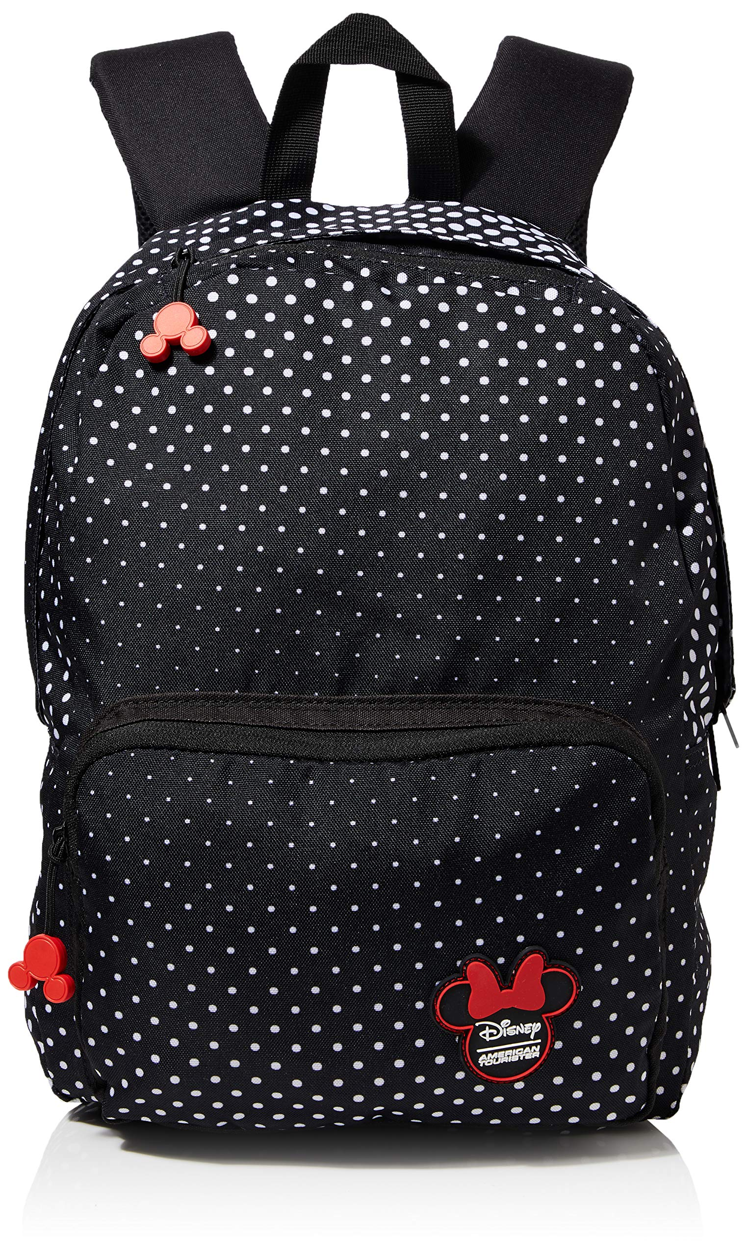 40 cm American Tourister Urban Groove Disney 16 liters Backpack Medium Sac /à Dos Loisir Multicolore Mickey Comics Red
