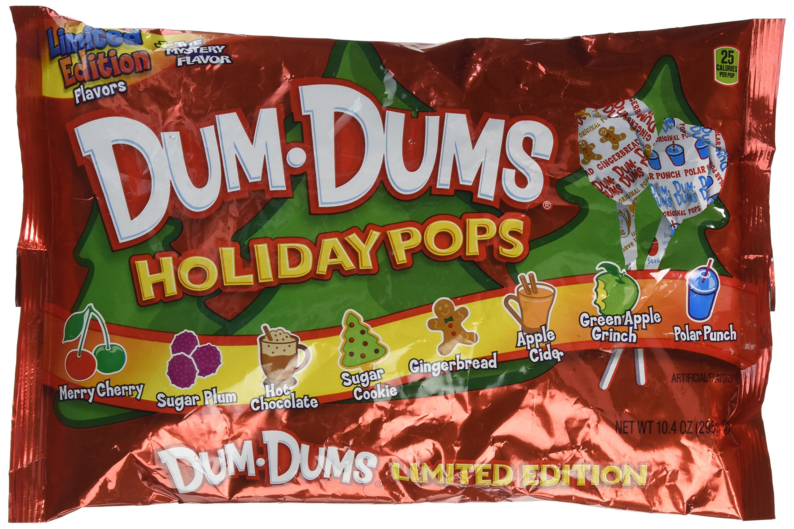 Dum dums prizes for teens