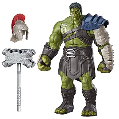 Marvel Thor: Ragnarok Interactive Gladiator Hulk: Toys & Games