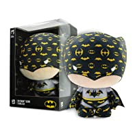 Deals on YuMe 10-in Dznr Batman 80th Anniversary Plush Emblem Edition