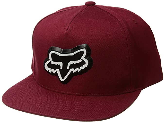 ae8ce641bbc Amazon.com  Fox Men s Ingratiate Snapback Hat