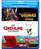 The Goonies/Gremlins/Gremlins 2: The New Batch (3FE) [Blu-ray] (Bilingual)