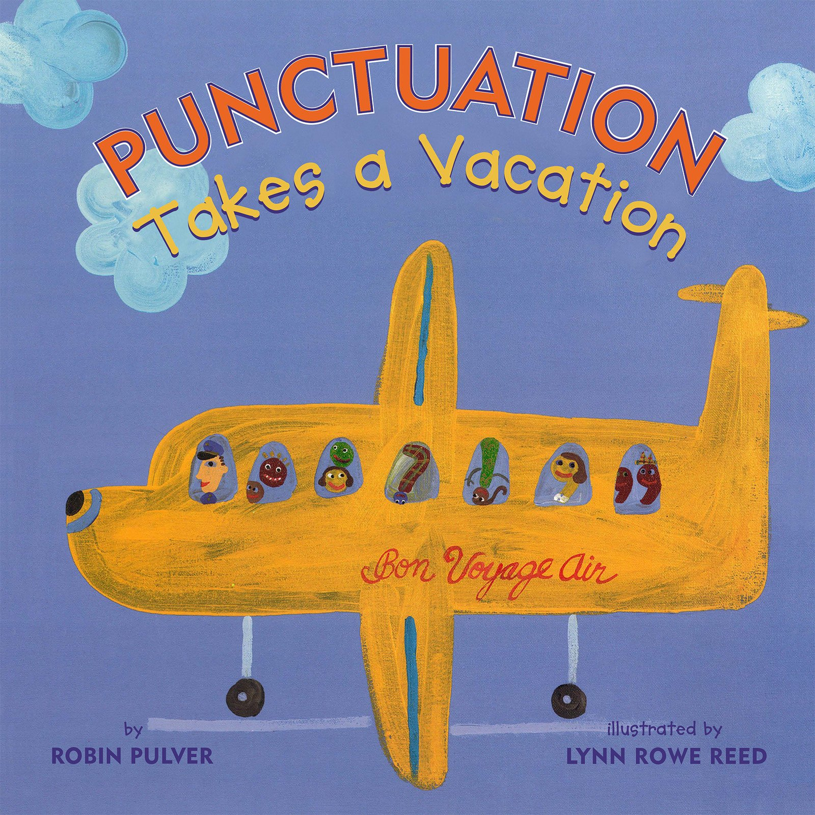 Punctuation Takes a Vacation pdf