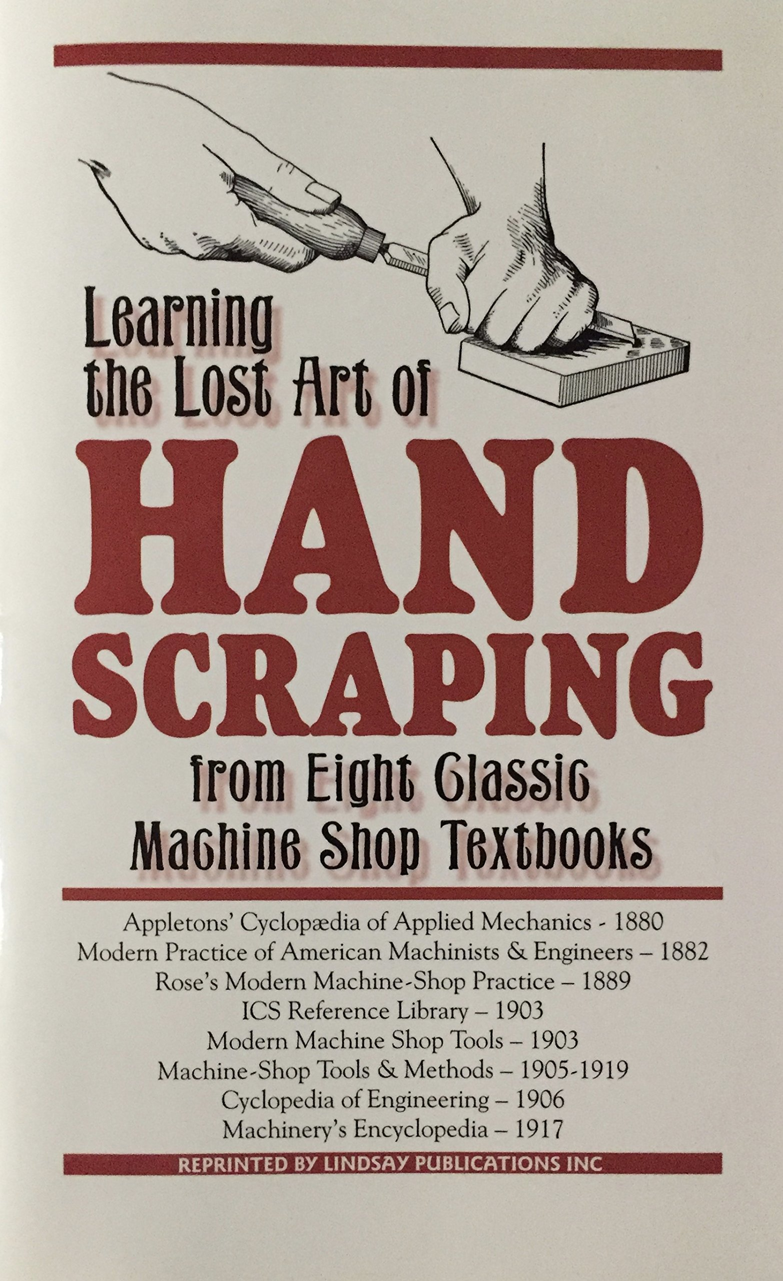 Learning the Lost Art of Hand Scraping From Eight Classic