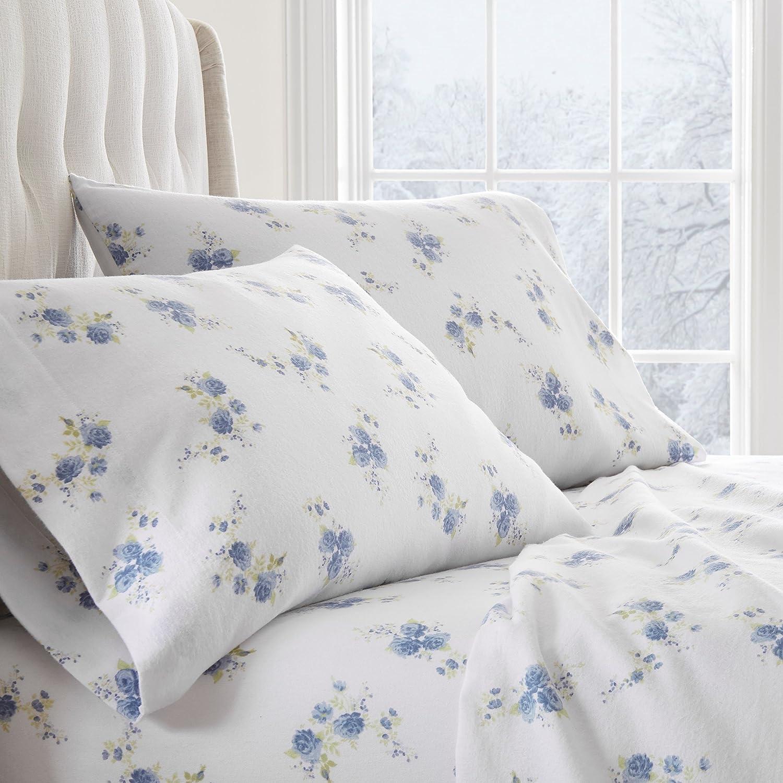 80 by 60 Kess InHouse Josh Serafin Home Bound Blue Brown Fleece Throw Blanket