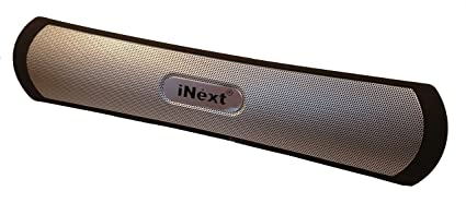 Inext IN BT514 Portable Bluetooth Mobile/Tablet Speaker   Stereo Channel Audio   Video Accessories