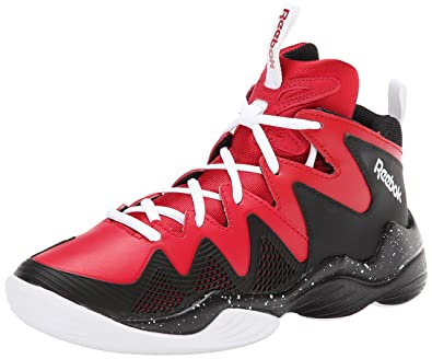 3c679fab9a05cf Image Unavailable. Image not available for. Color  Reebok Kamikaze IV-Y  Basketball Sneaker (Big Kid)