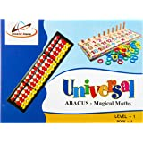 Universal Abacus Level-1 (Book-A)