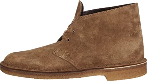 Clarks Desert Boot 203517176, Stivaletti uomo: Amazon.it