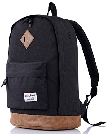 Amazon.com | 936Plus College School Backpack Travel Rucksack ...