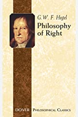 Philosophy of Right (Dover Philosophical Classics) Paperback