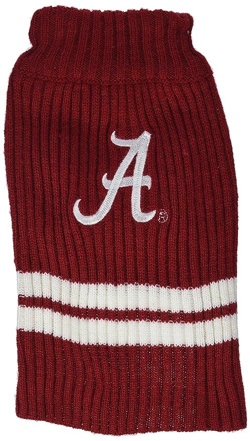 finest selection dddd4 7bba1 Pets First Alabama University Dog Sweater