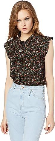 Camisa Comfort, Sommer, Feminino, Marinho/vermelho/rosa/bege, G
