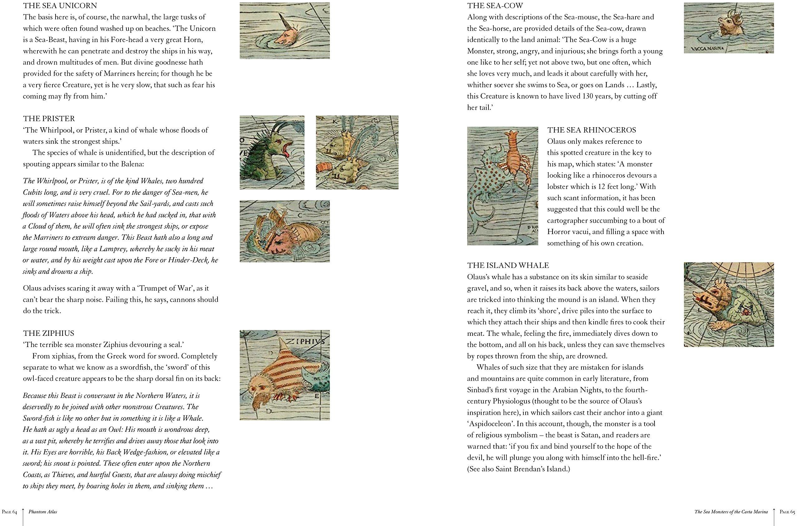 The Phantom Atlas: The Greatest Myths, Lies and Blunders on