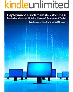 Amazon com: Deploying Windows 10: Automating deployment by using