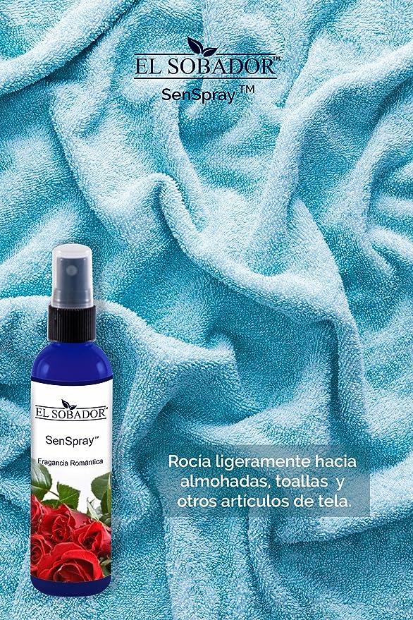 Amazon.com: Senspray - Spray perfumado para edredones y linos - Fragancia romántica para el hogar (9.00 Oz): Home & Kitchen