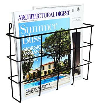 Newspaper Rack For Office