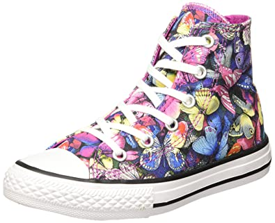 converse all star farfalle