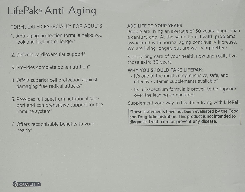 Nu Skin Pharmanex LifePak Anti-Aging