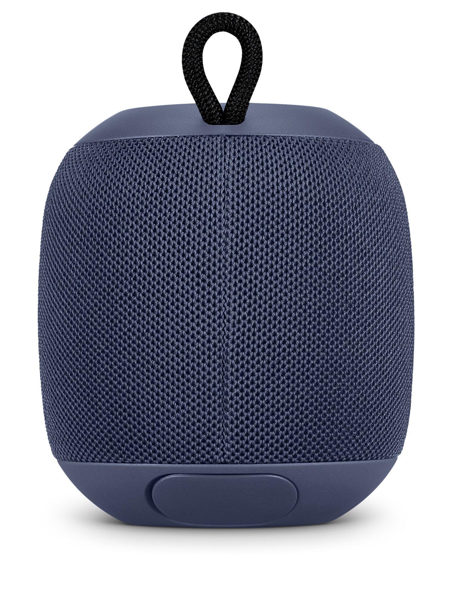 Ultimate Ears WONDERBOOM Waterproof Super Portable Bluetooth Speaker – IPX7 Waterproof – 10-hour Battery Life – Midnight Blue by Logitech (Image #5)