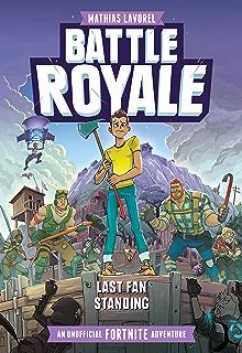 Battle Storm: An Unofficial Fortnite Novel (Battle Royale ...