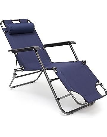 Sdraio Da Spiaggia Ikea.Amazon It Lettini Arredamento Da Giardino E Accessori Giardino E