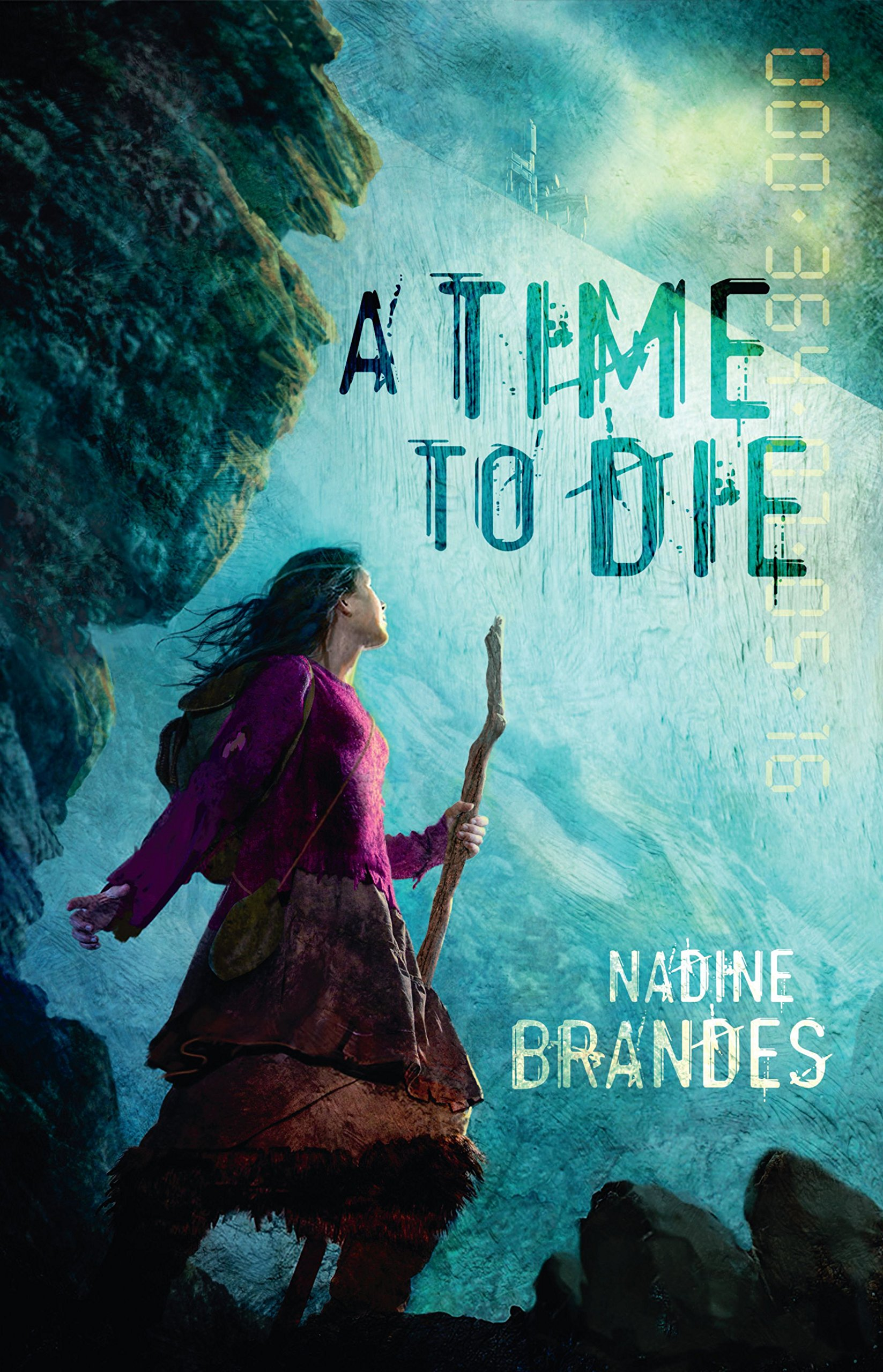 Amazon: A Time To Die (out Of Time Book 1) (9781621840299): Nadine  Brandes: Books
