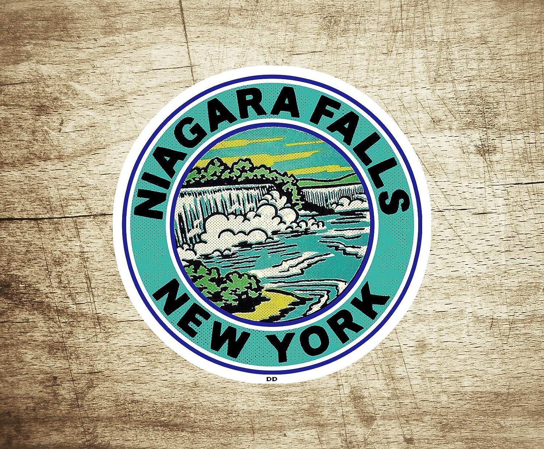 Niagara Falls New York Decal Travel Sticker 3 Laptop Bumper