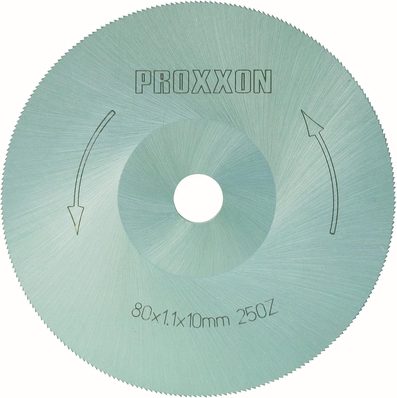 Proxxon 28732 Carbide tipped saw blade for FKS//E FET /& KGS 80 36 teeth
