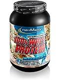IronMaxx 100% Whey Protein – Whey Haselnuss Eiweißshake – Wasserlösliches Proteinpulver mit Haselnuss Geschmack – 1 x 900 g Dose