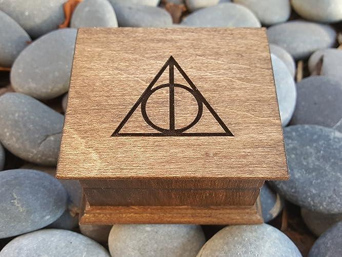 Amazon Harry Potter Music Box Hedwigs Theme Music Box Custom