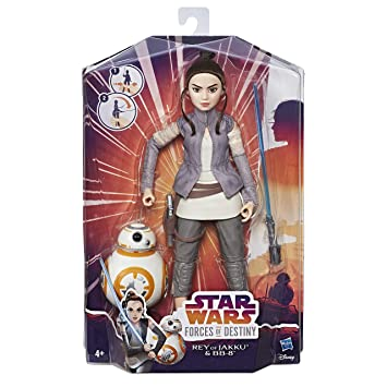 Deluxe of Star The 11 Hasbro C1628es0 Forces Wars pollici Fate qVLUMGjzSp
