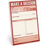 Knock Knock Make a Decision Pad