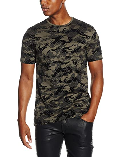 Mens Stampa Rock T-Shirt Antony Morato Cost Cheap Online Fast Delivery Sale Online lWviWXLz