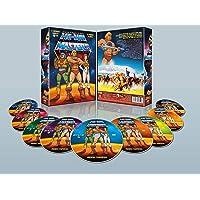 He-Man y los Masters del Universo Pack 9 DVDs