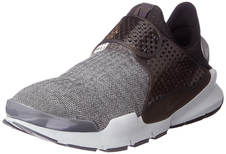 c5276420db5bb Nike Men's Sock Dart SE Premium Grey Textile Running Shoe 9